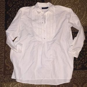 NWOT Polo Ralph Lauren Beautiful Blouse